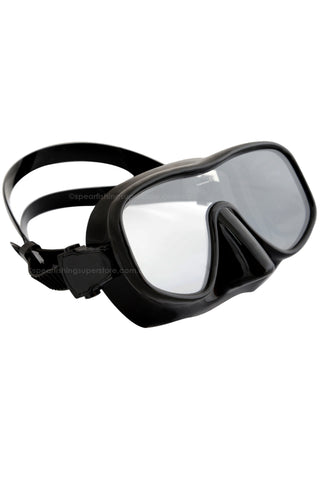 Sv-F Frameless Mask Black
