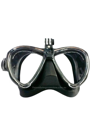 M3 Mask - black frame