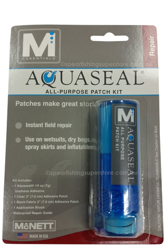 Aquaseal All purpose Patch Kit