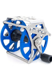 Reel Vertical Soft Touch Blue