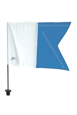 Flag & Pole for Torpedo Float