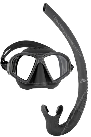 Phantom Mask Snorkel Set