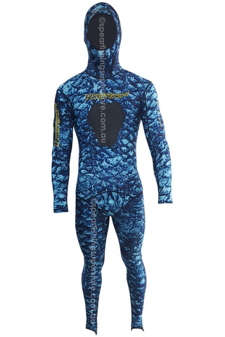 Mammalian Lycra Suit - 2 Piece