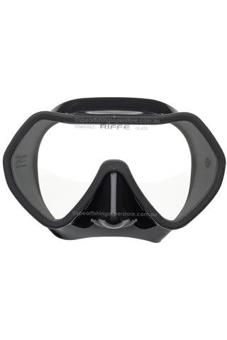Frameless Mask - Clear Lens