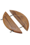 Front Stabilizer Wing Kit - Teak