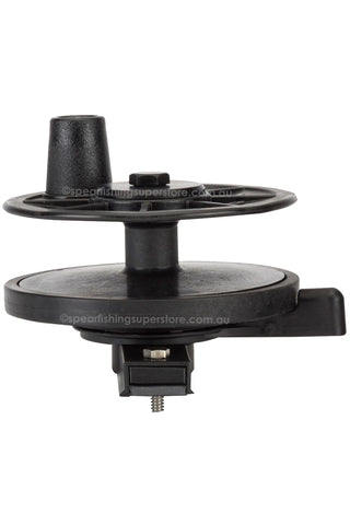 Low-Pro Horizontal Reel - Flat Mount