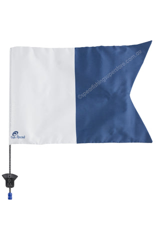Flag & Pole For 7L & 12L Floats