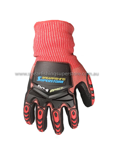 Superstore Cut resistant Gloves Spearo Commercial