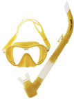 Tropical Mask Snorkel Combo