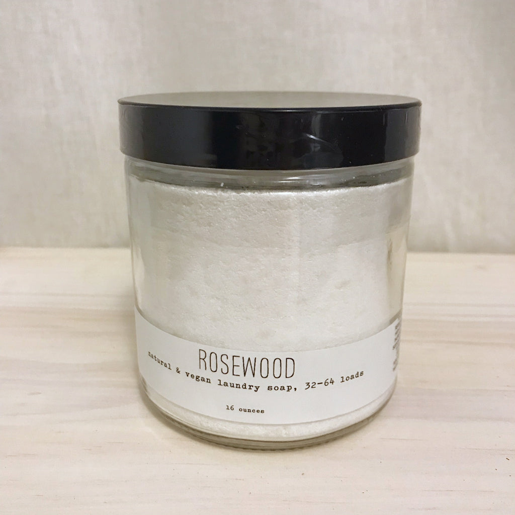 Rosewood Laundry Soap