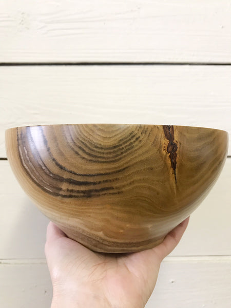 Sassafras Wood Bowl