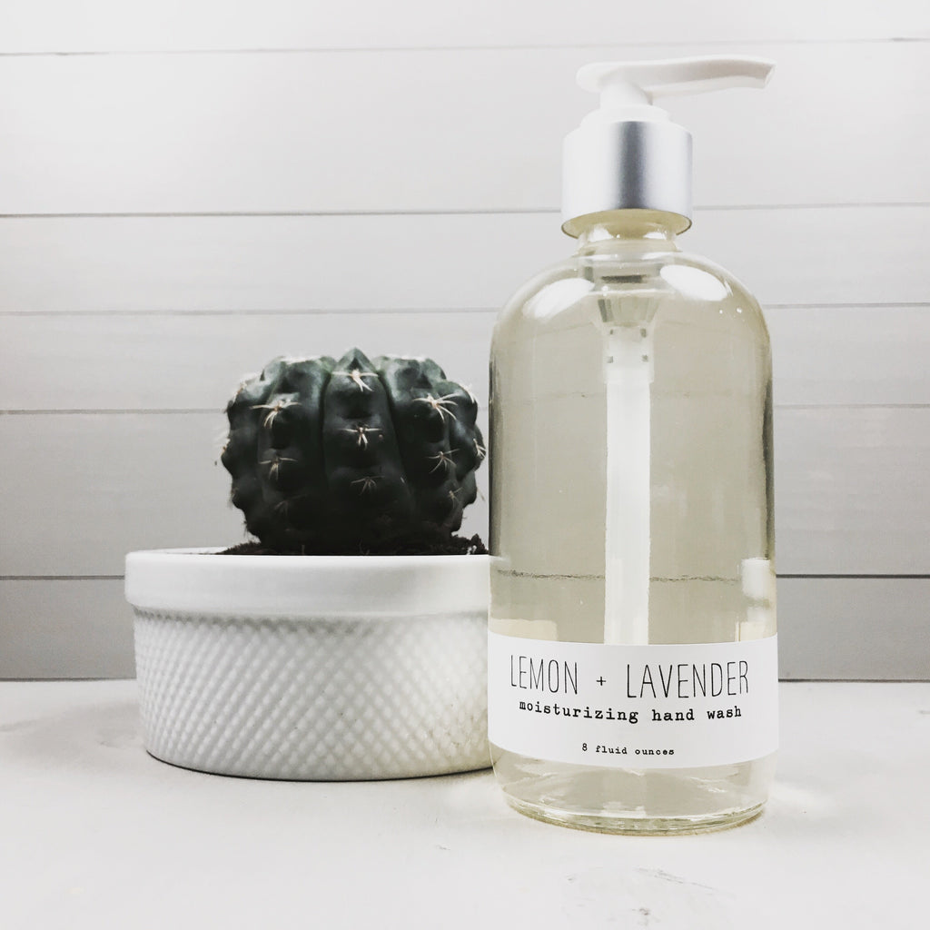 Rosewood & Blood Orange Hand Wash