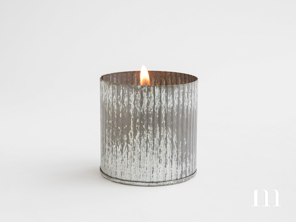 Industrial Candle-Salt & Sage