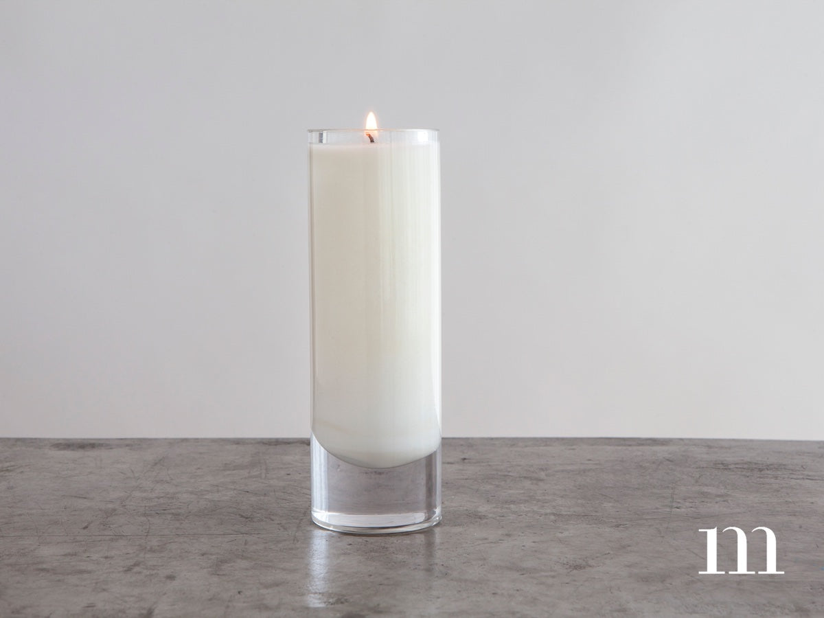 Large Votive-Salt & Sage