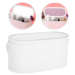Multi-functional Portable Makeup Cosmetic Storage Box