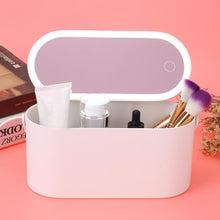 Load image into Gallery viewer, Multi-functional Portable Makeup Cosmetic Storage Box
