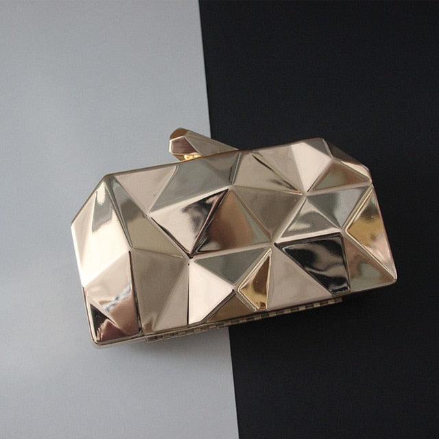 Unique Chic Vintage Acrylic Handbag