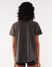 Jorge Animal Signature Tee Washed Black