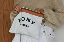 Pony Rider Pouch Natural