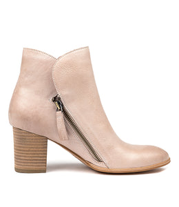 Top End Deonta Nude Leather