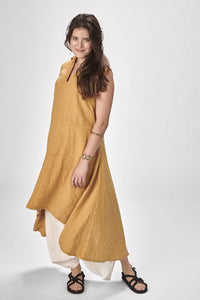Eadie Lifestyle Circlyn Dress Spun Gold