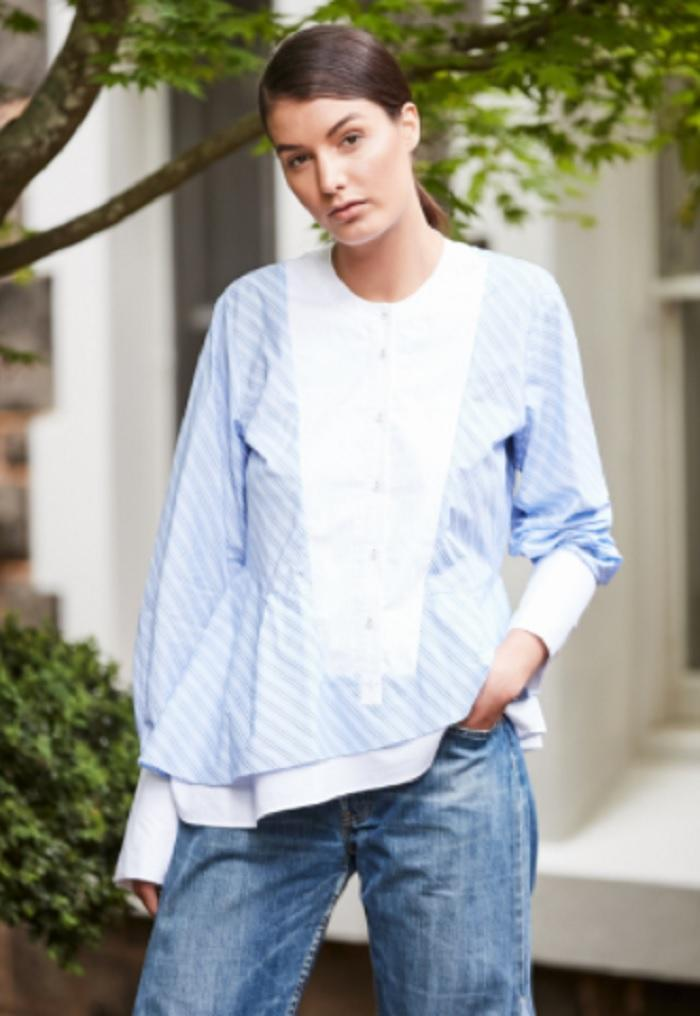 Maud Attraction Stripe Shirt