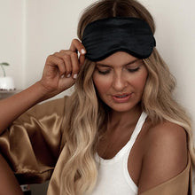 Slip Pure Silk Sleep Mask Black