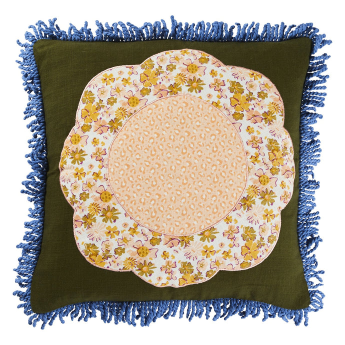 Sage & Clare Sylvie Patch Cushion