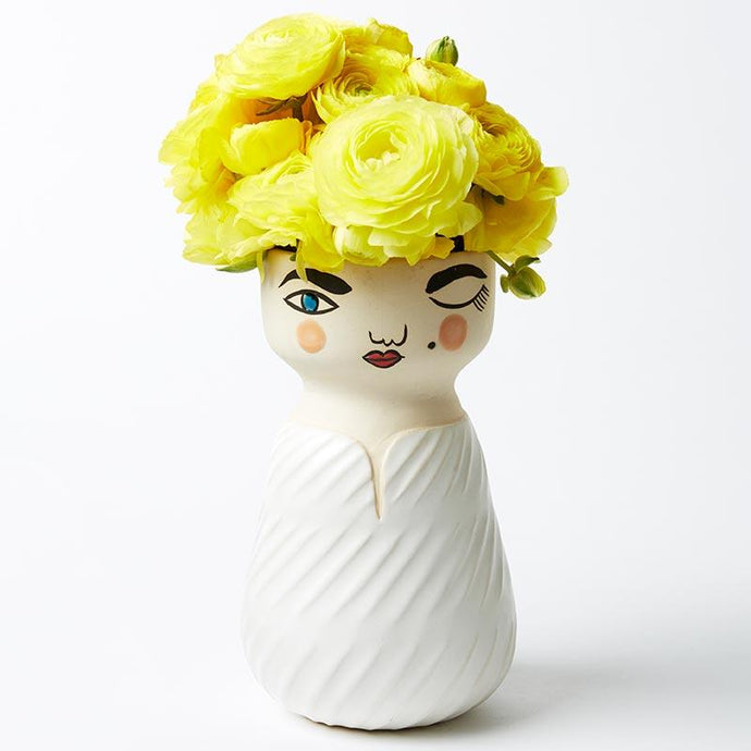 Jones & Co Marilyn Vase