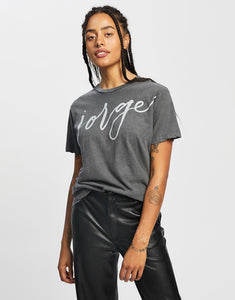 Jorge Signature Tee - Grey