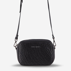 Status Anxiety Plunder Bag Black Bubble