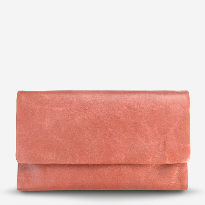 Status Anxiety Audrey Wallet Pink