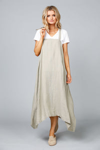 The Shanty Cefalu Sundress Tea Linen