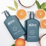 al.ive body Coconut & Wild Orange Duo