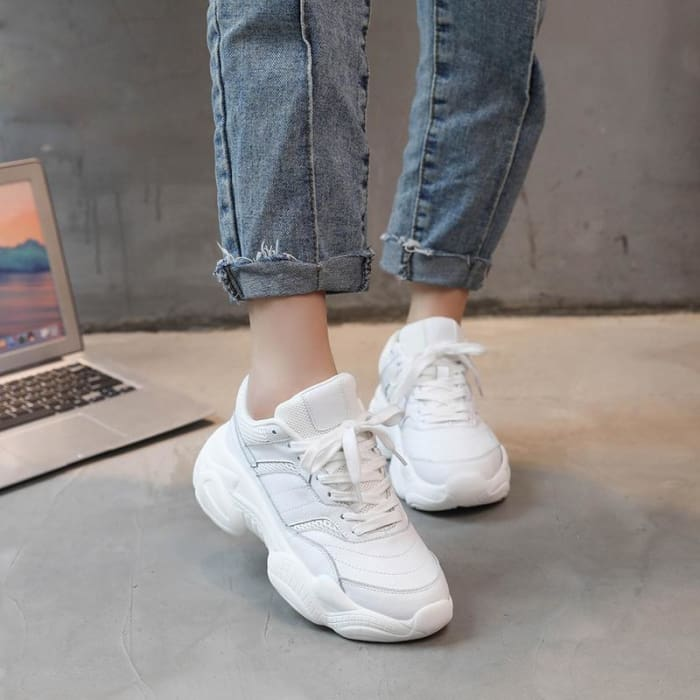 Comfortable Breathable Sneakers - Sneakers Footsylicious