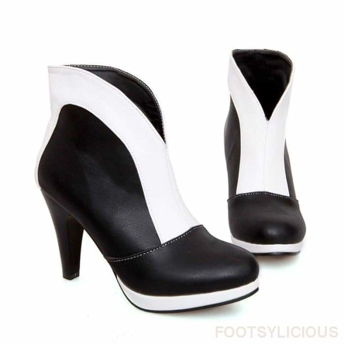 Miley Ankle Boots - Footsylicious