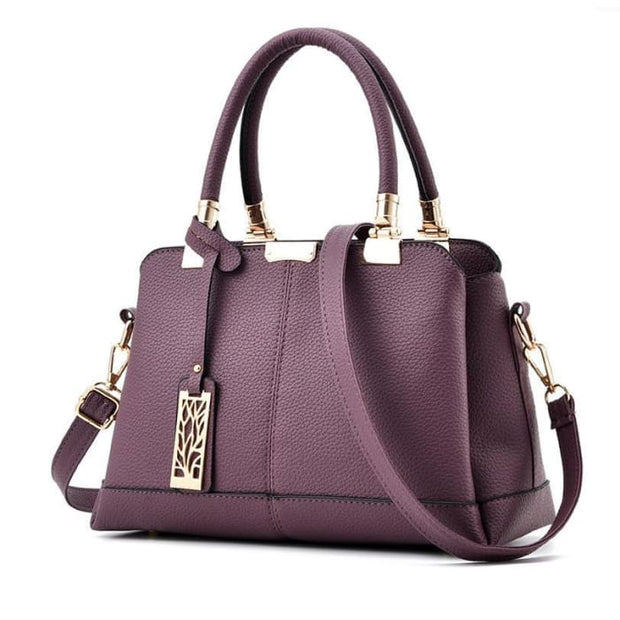 Sweet Mini Tote Bag - Purple - Handbag Footsylicious