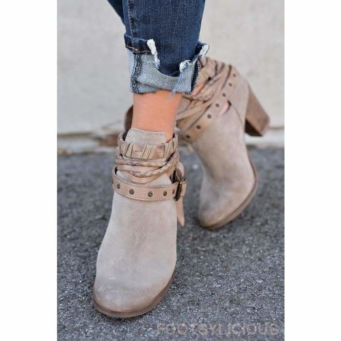 Tete Ankle Boots - gray / UK3 - Delivered within 2 - 3 weeks - Footsylicious