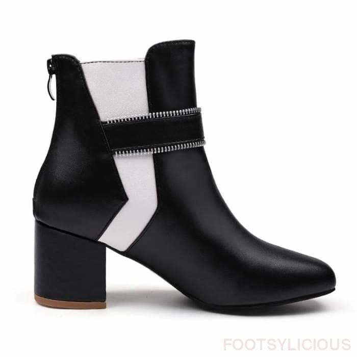 Uche Ankle Boots - Footsylicious