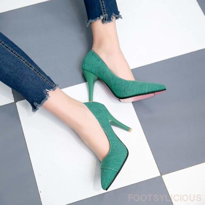 Urla Pumps - Shoes Footsylicious