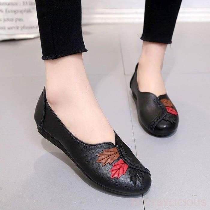 Wobi Loafers - Flat Shoes Footsylicious