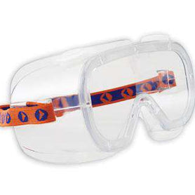 ProChoice Supa-vu Goggles Clear Lens Adjustable strap Pack of 12