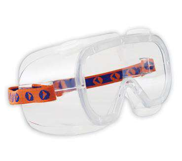 ProChoice Supa-vu Goggles Clear Lens Adjustable strap Pack of 12 (1443888922696)
