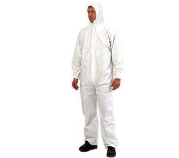 ProChoice Provek Disposable Coveralls Polyethylene Pack of 5 (1445182210120)