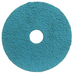 Sheffield MaxAbrase 178mm Zirconia Resin Fibre Disc Bulk Pack of 25