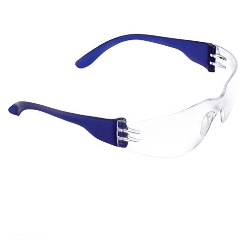 ProChoice Tsunami Safety Glasses Clear Lightweight Lens Pack of 12 (1443808018504)