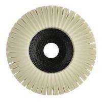 Sheffield Felt Polishing Flap Disc Gold 125mm Medium Polishing Sheffield (1453858390088)