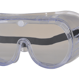 Wallboard Tools Goggles Direct Vent SafeCorp Impact Protection