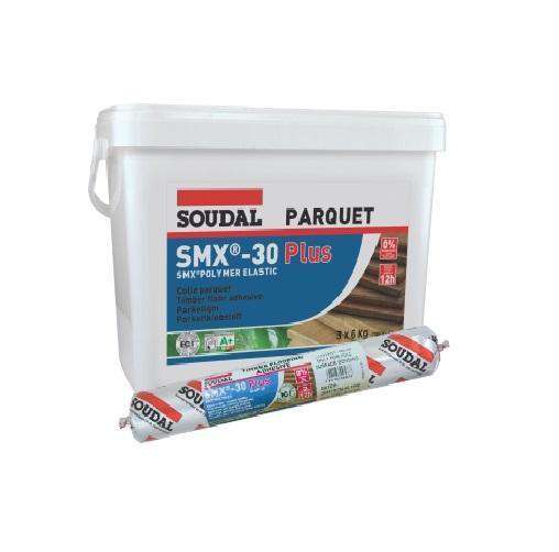 Soudal SMX 30 Plus 18kg Box of 1 Timber Floor Adhesives Soudal (1607129759816)
