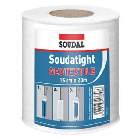 Soudal Soudatight Geotextile 15cm x 20cm Box of 4 - SPF Construction Products